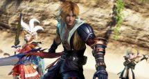 Dissidia Final Fantasy NT trailer Tidus