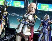 Dissidia Final Fantasy NT trailer lightning