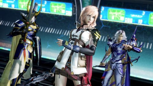 Dissidia Final Fantasy NT trailer lightning
