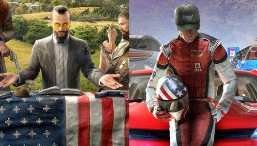 Ubisoft posticipa le date di Far Cry 5 e e The Crew 2