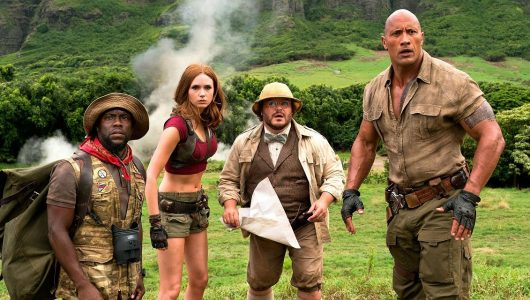 Jumanji batte Star Wars L'Ultimo Jedi al Box Office americano