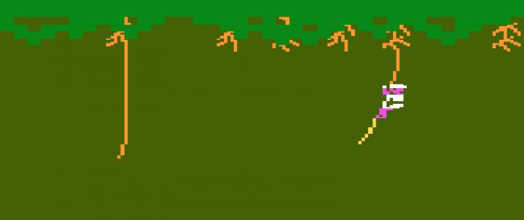 Jungle Hunt retrogaming