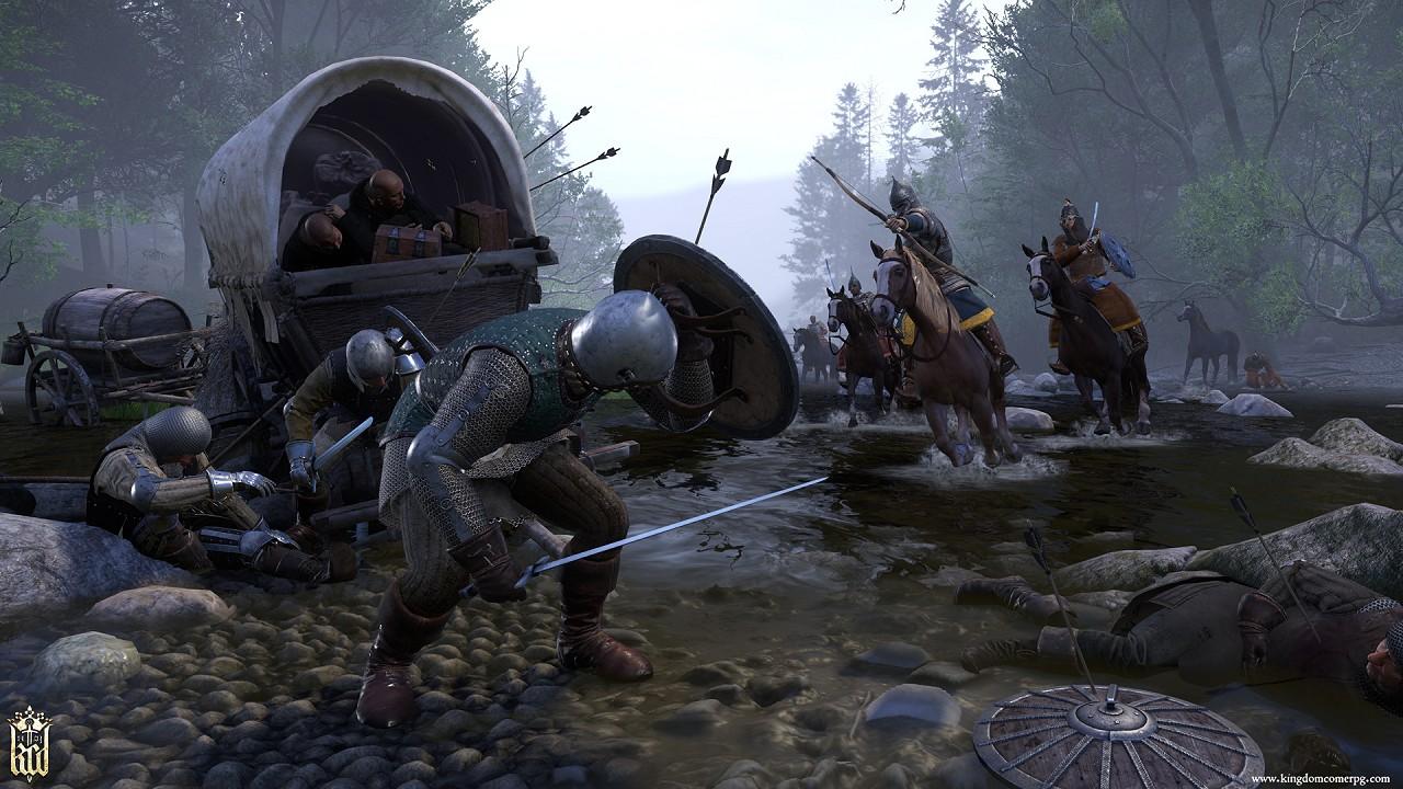 Kingdom Come Deliverance immagine PC PS4 Xbox One 04