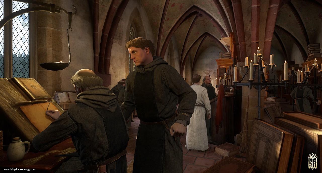 Kingdom Come Deliverance immagine PC PS4 Xbox One 11