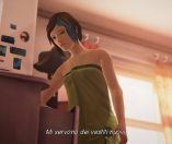 Life is Strange Before the Storm Hub piccola