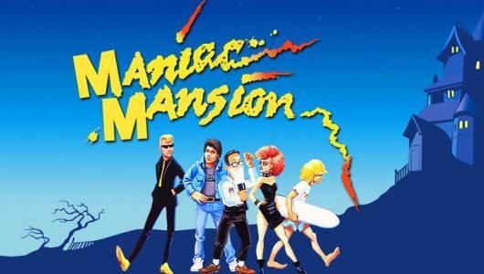 Maniac Mansion steam