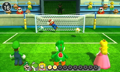 Mario Party The Top 100 immagine 3DS 02