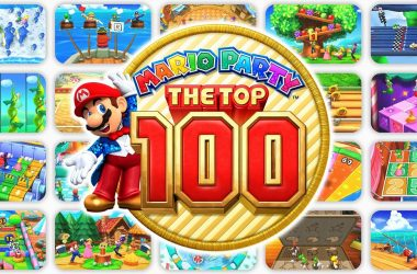 Mario Party The Top 100 immagine 3DS Hub