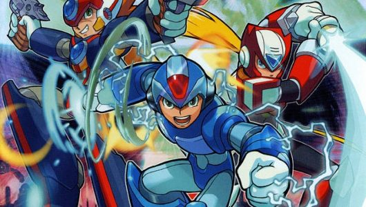 Mega Man X pc ps4 xbox one switch