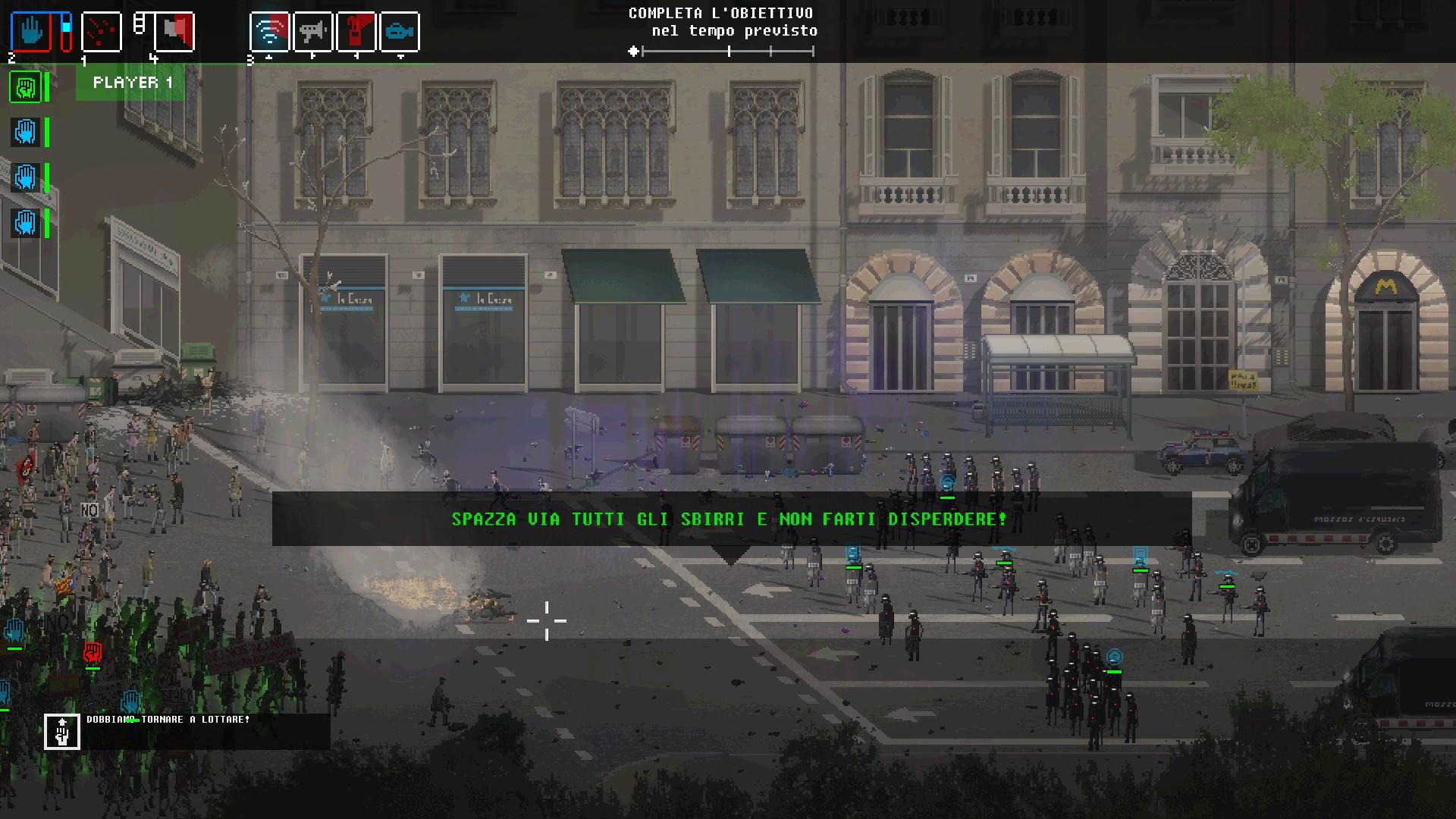 RIOT Civil Unrest anteprima immagine
