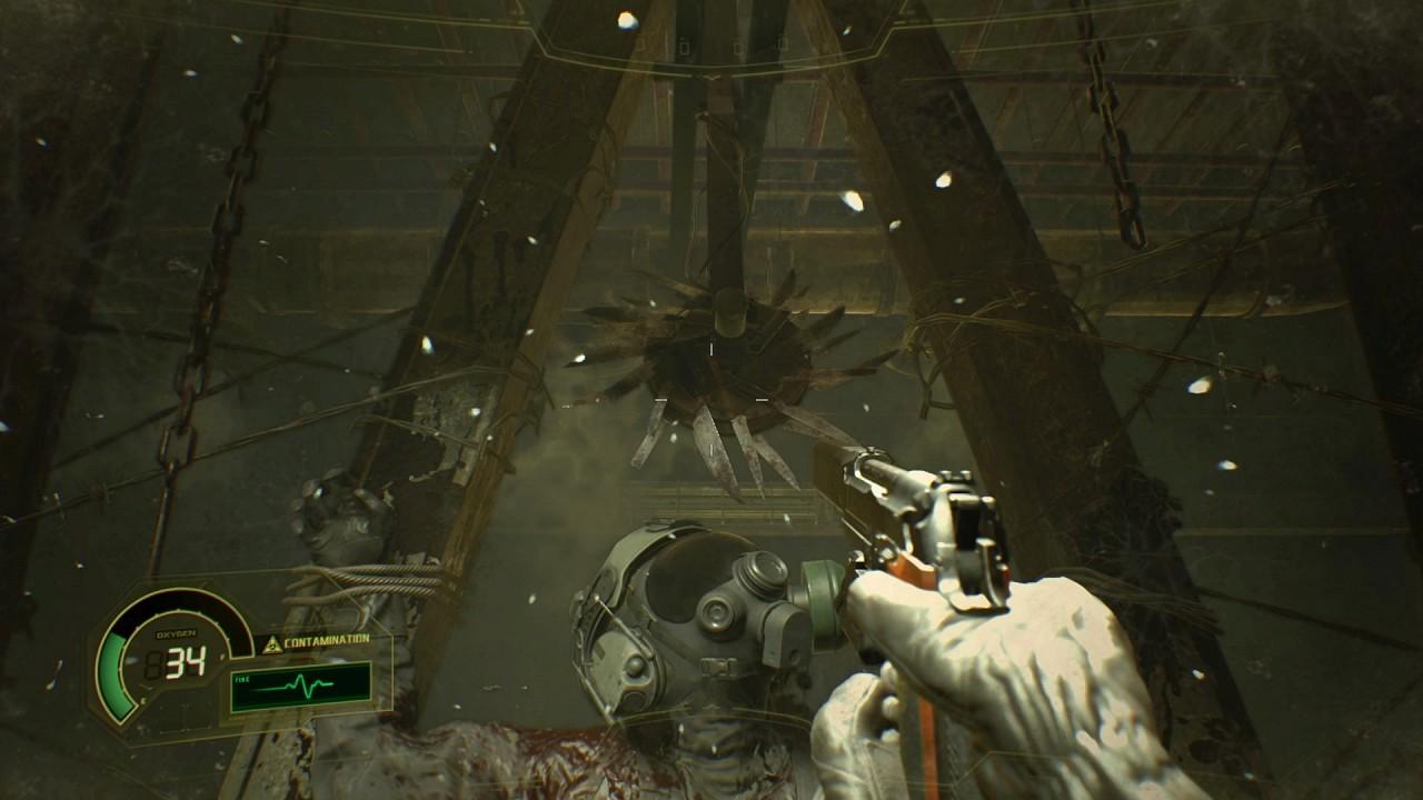 Resident Evil 7 Biohazard Nessun Eroe La Fine di Zoe immagine PC PS4 Xbox One 02