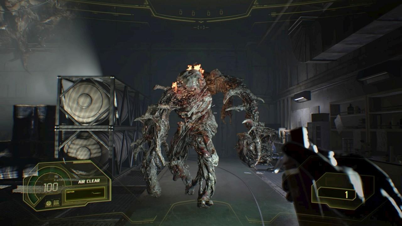 Resident Evil 7 Biohazard Nessun Eroe La Fine di Zoe immagine PC PS4 Xbox One 06