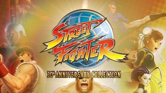 Street Fighter 30th Anniversary Collection ha una data d'uscita
