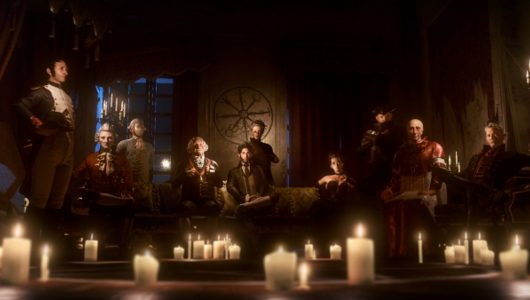 Focus Home Interactive e Big Bad Wolf annunciano The Council