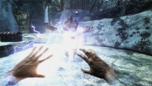 The Elder Scrolls V Skyrim VR pc