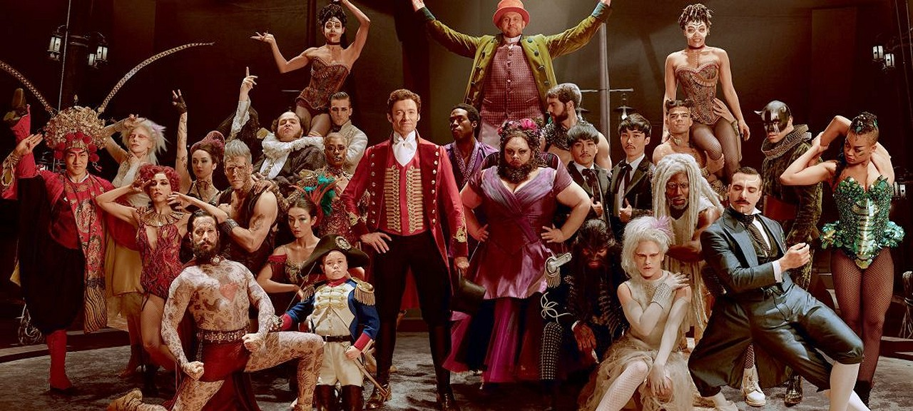 The Greatest Showman immagine Cinema 02