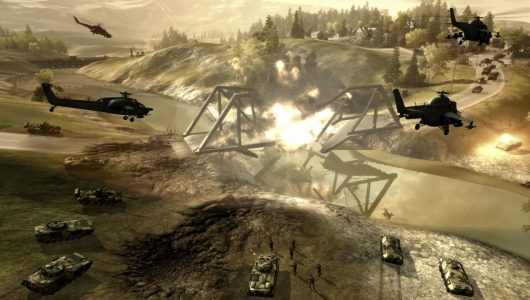 World in Conflict server