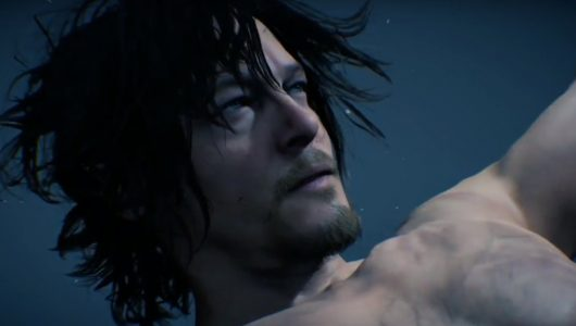death stranding trailer the game awards trailer