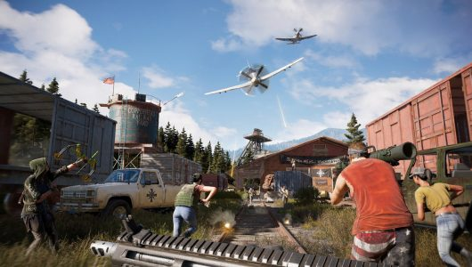far cry 5 trailer lancio