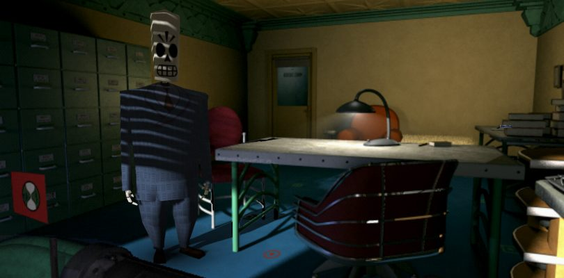 grim fandango remastered news gog