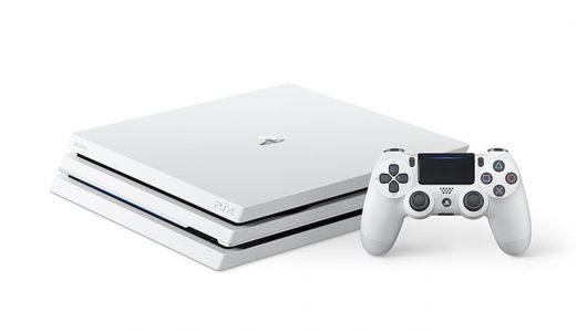 PS4 Pro: taglio di prezzo in Giappone, la Glacier White è ora regolare