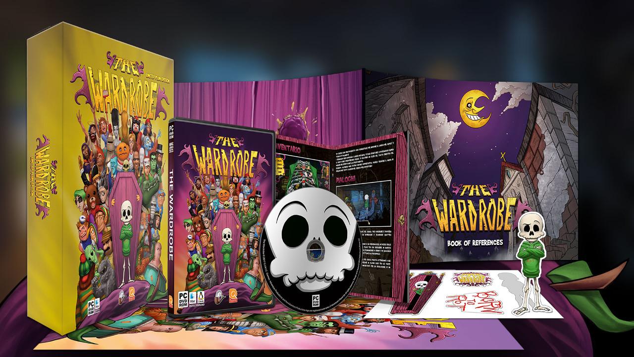 The Wardrobe: la Limited Plum Edition è disponibile da oggi per la prenotazione sul sito ufficiale del gioco