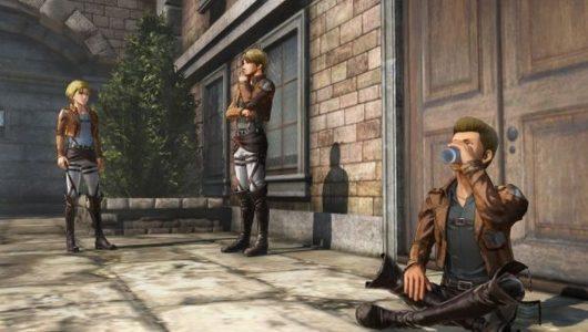 """Attack on Titan 2: pubblicato il nuovo trailer """"Town Life"""""""