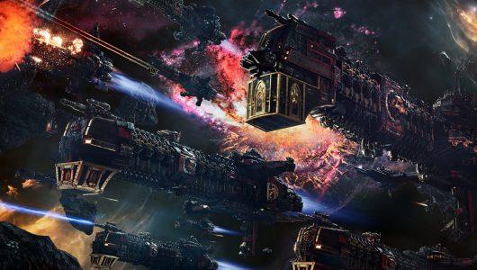 Battlefleet Gothic Armada 2 video diario