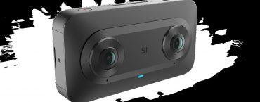 YI Technology e Google presentano la videocamera YI Horizon VR180