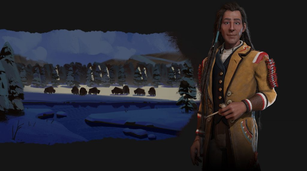 cree Civilization VI rise and fall cree