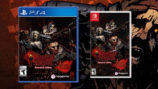 Merge Games annuncia l'edizione fisica di Darkest Dungeon