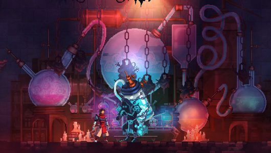 Dead Cells switch problemi tecnici