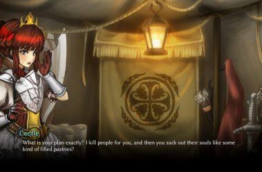 Fallen Legion+ immagine PC PS4 Switch 03