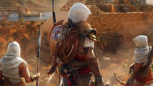 Gli Occulti DLC Assassin's Creed Origins
