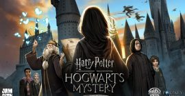 Harry Potter Hogwarts Mystery teaser trailer