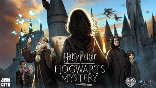 Harry Potter Hogwarts Mystery teaser trailer