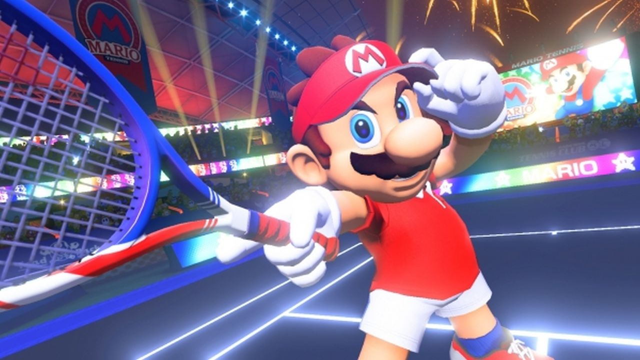 Mario Tennis Aces annunciato per Nintendo Switch