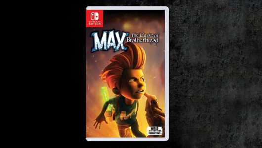 Max The Curse of Brotherhood per Switch avrà un edizione fisica