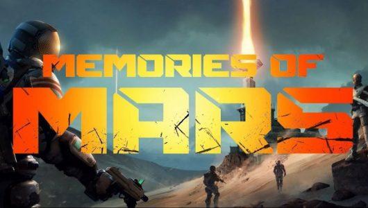 Memories of Mars è disponibile da oggi su Steam in Accesso Anticipato