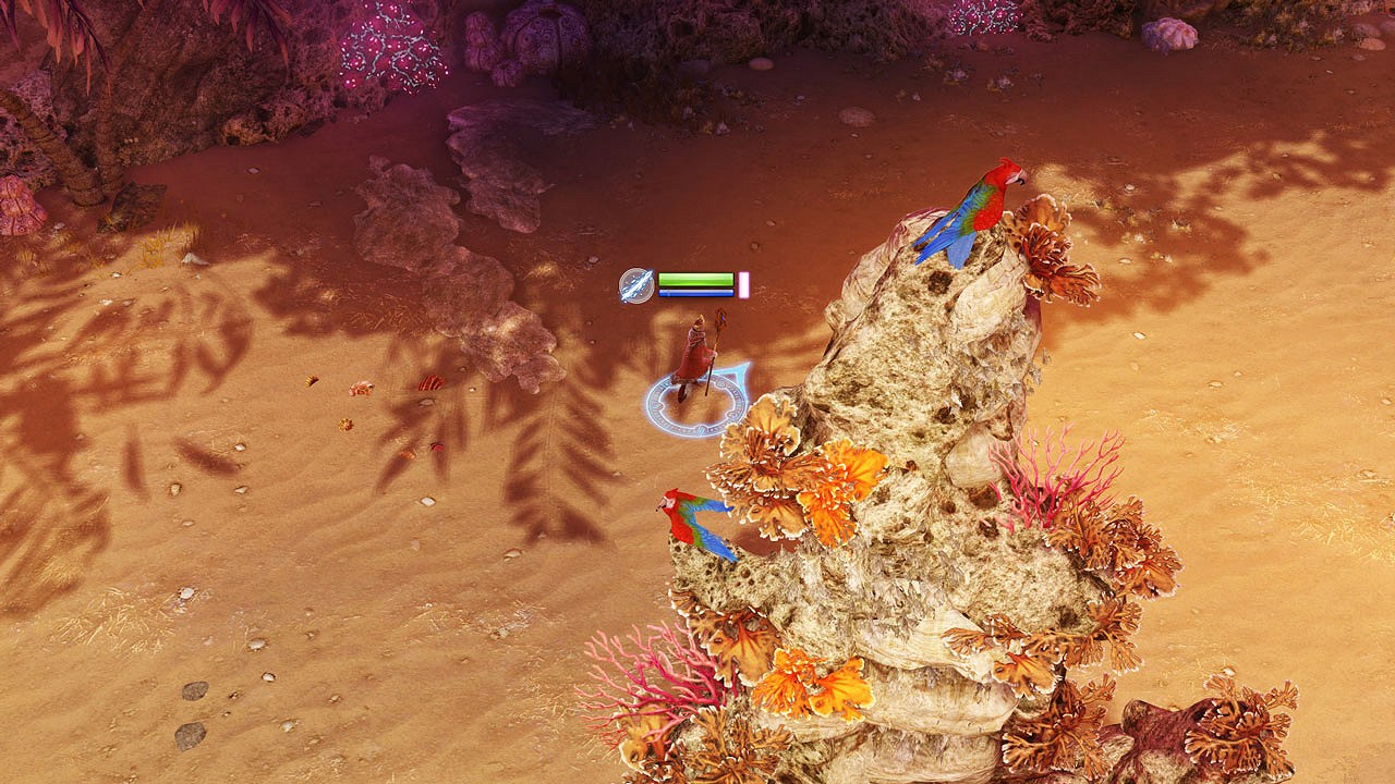 Nine Parchments PC PS4 Switch recensione 02