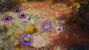 Nine Parchments PC PS4 Switch recensione 03
