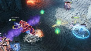 Nine Parchments PC PS4 Switch recensione 07