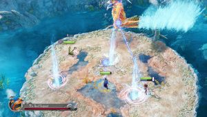 Nine Parchments PC PS4 Switch recensione 09
