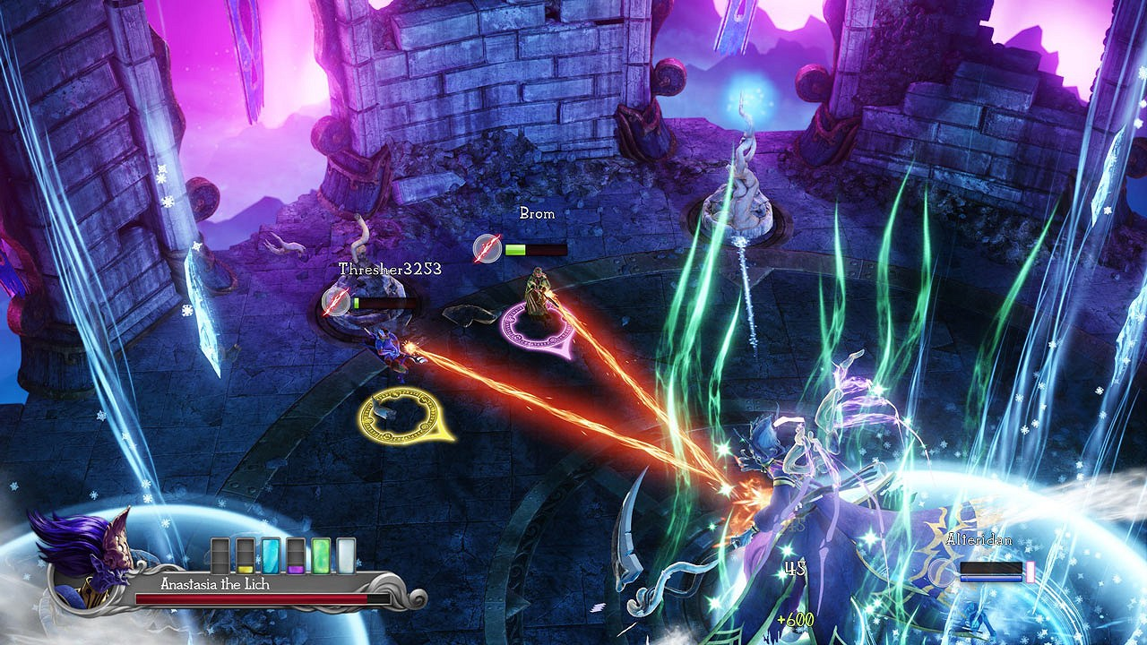 Nine Parchments PC PS4 Switch recensione 10