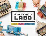 Al via il Nintendo Labo Camp, creatività e divertimento per tutta la famiglia