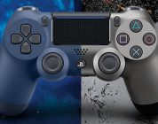 DualShock 4: annunciate le colorazioni Midnight Blue e Steel Black