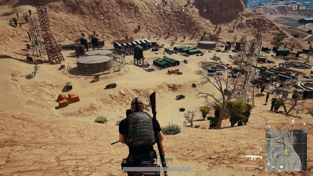 Playerunknown's Battlegrounds immagine PC Xbox One 01