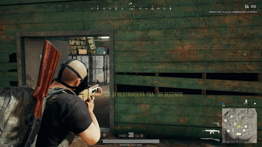 Playerunknown's Battlegrounds immagine PC Xbox One 02
