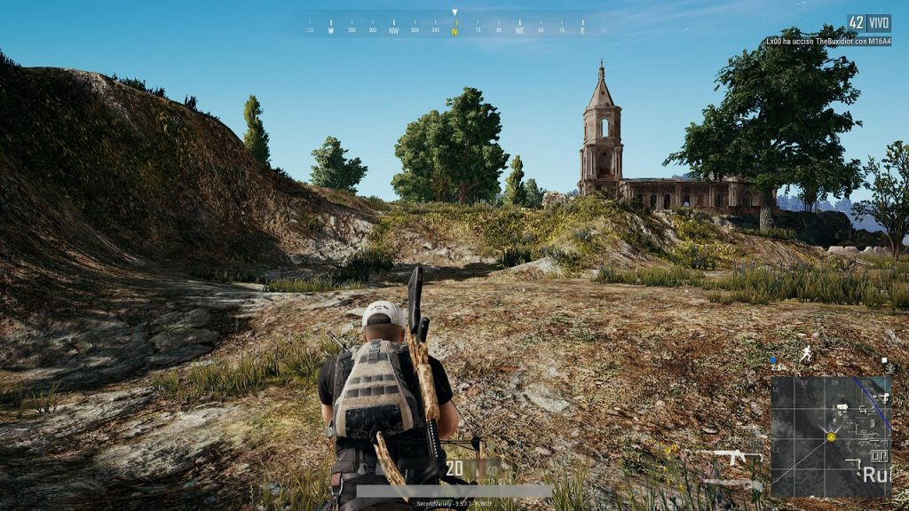 Playerunknown's Battlegrounds immagine PC Xbox One 10