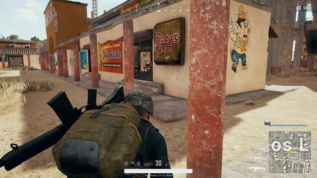 Playerunknown's Battlegrounds immagine PC Xbox One 11